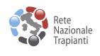 Logo Rete Nazionale Trapianti